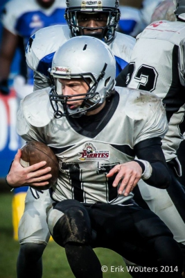 American Football - Nijmegen Pirates